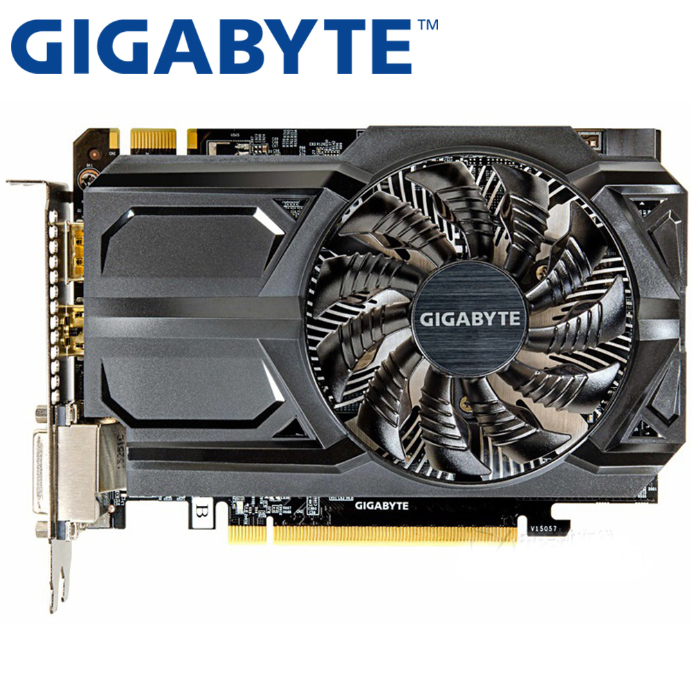 GIGABYTE Video-Card Stronger Used Nvidia GTX950 Gtx 750 GDDR5 Ti 128bit Geforce 2GB Gtx950/Used/Stronger/Than
