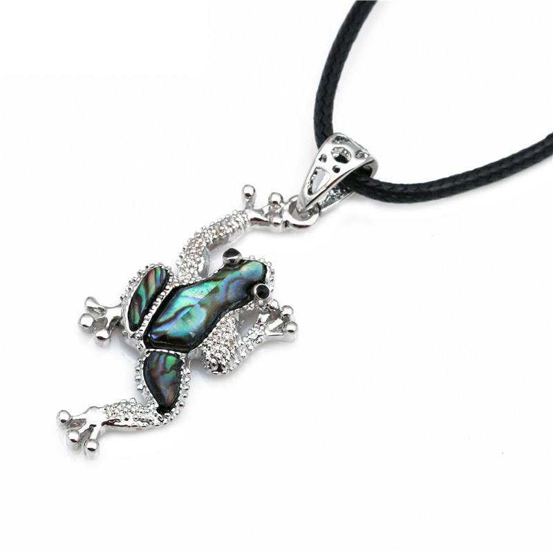Frog Pendants Necklace (5)
