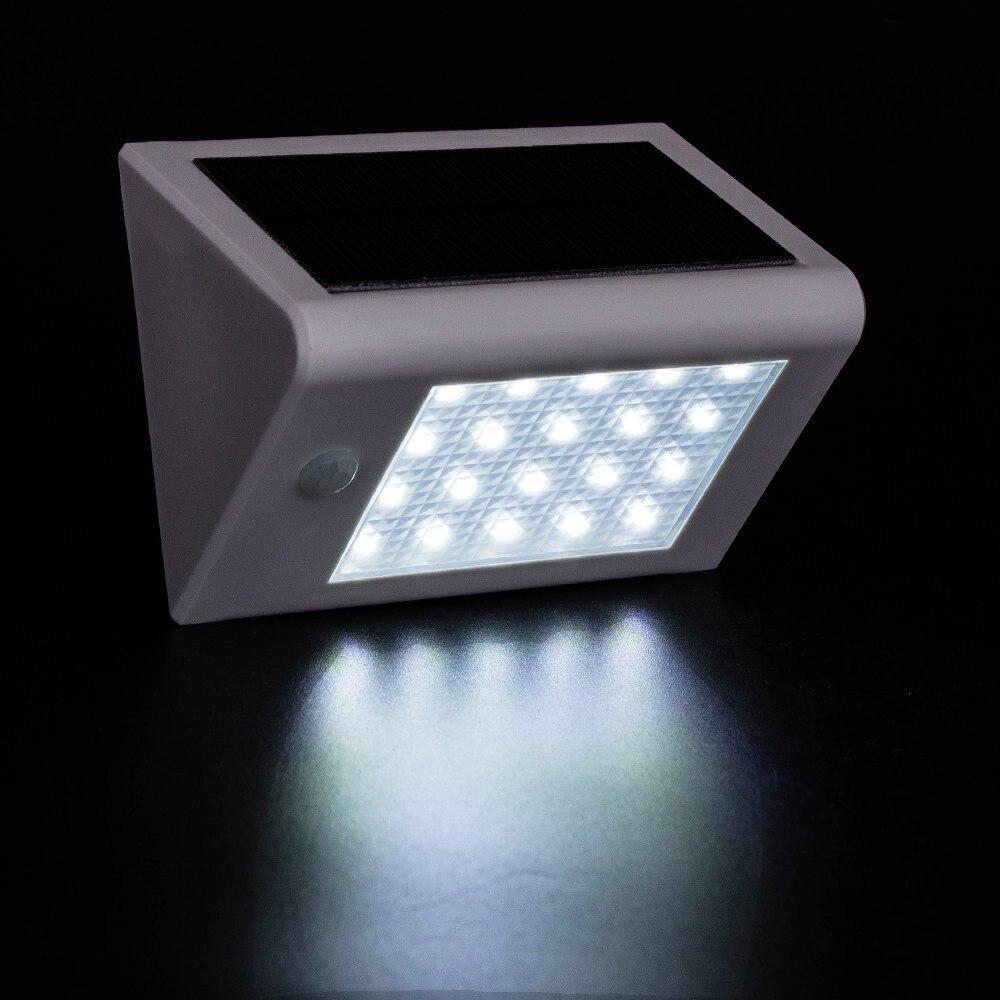 Outdoor solar power Led lighting motion sensor garden light security wall lamp solar charge battery emergency lighting lamp