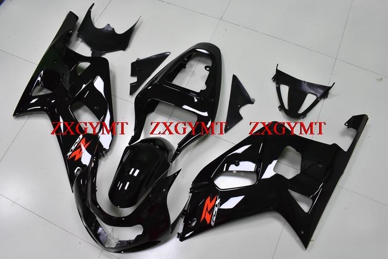 Fairing for GSX R600 R750 R1000 2000 - 2003 K1-2 Motorcycle Fairing GSX R 600 750 1000 2000 glossy Black 2000Fairing for GSX R600 R750 R1000 2000 - 2003 K1-2 Motorcycle Fairing GSX R 600 750 1000 2000 glossy Black 2000