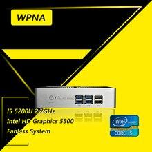 Ргнс ux850-mini неттоп intel core i5 windows10 5200u hd graphics 5500 wi-fi мини-пк все в одном компьютере office для настольных мини пк