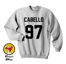 Camila Cabello Shirt 97, Fifth Harmony Clothing, 97 shirt Crewneck Sweatshirt Unisex More Colors XS - 2XL