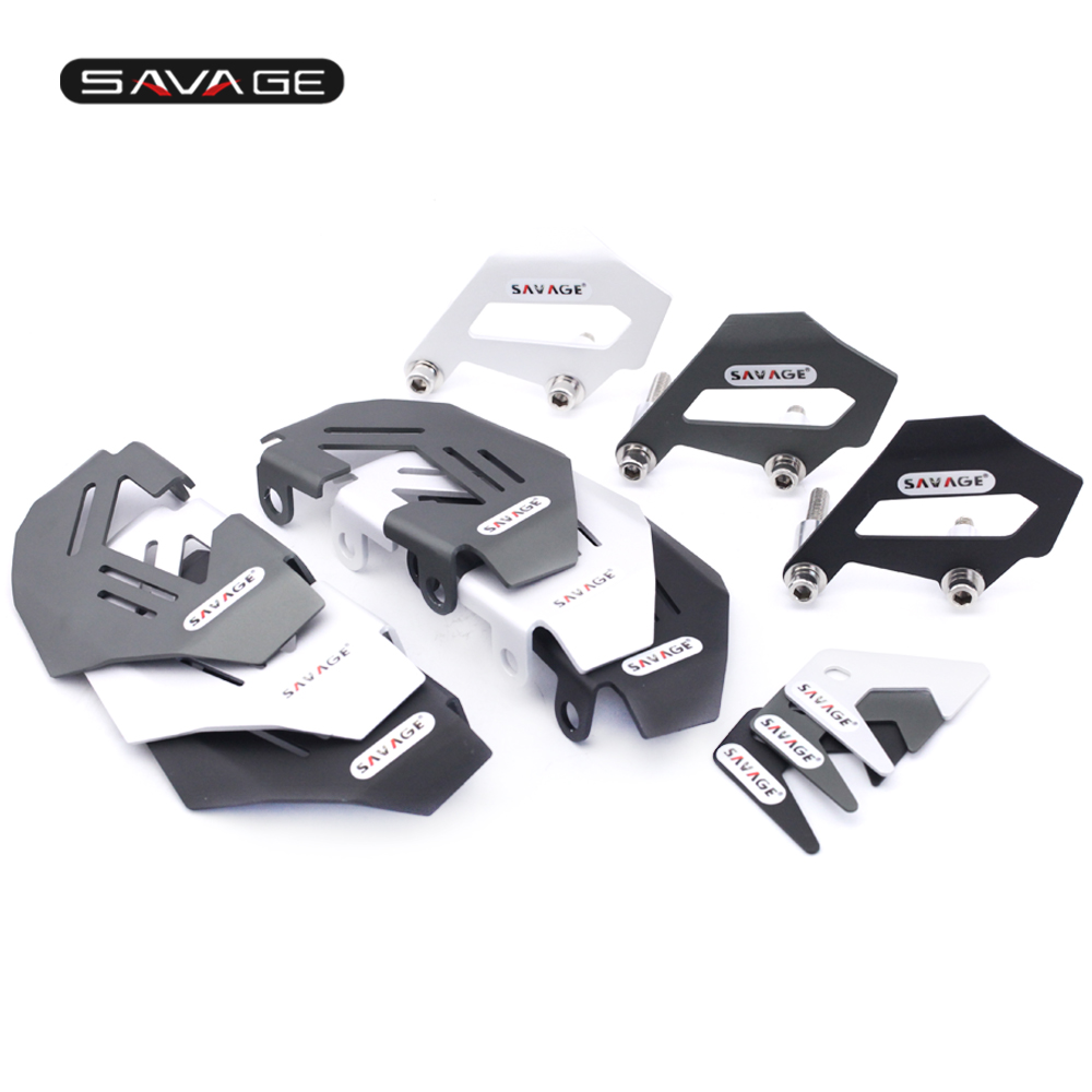 Front Rear Brake Caliper Cover Guard For BMW R 1200GS 1200R 1200RS LC Adventure ADV R1200GS