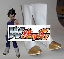 Dragon Ball Vegeta Cosplay Csizma
