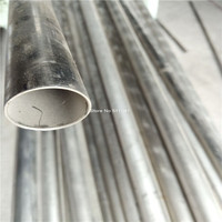 titanium tube titanium pipe diameter 32mm*1.5mm thick *600 mm long ,5pcs free shipping,Paypal is available