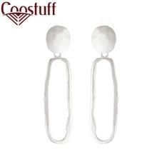 Beautiful Silver Women Earrings Stud Vintage Jewelry Wholesale pendientes brincos earrings for 2018 New Drop Shipping