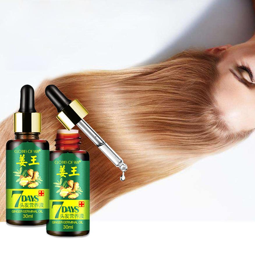 30ml/bottle Hair Growth Essence liquid Fast Hair Growth Natural Hair Loss Treatment 2u0608