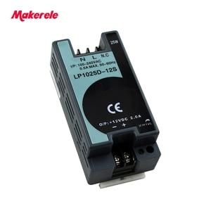 Image 3 - LP Serisi Din Rail tek çıkış anahtarlama güç kaynağı 25 W 50 W 100 W 150 W 300 W 500 W Dijital Ekran 12/24 V ac dc Ce ile onaylaması