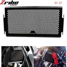 For Free shipping For Yamaha MT-07 FZ07 2014-2016 MT07 XSR700 2016 Radiator Protective Cover Grill Guard Radiator Grille Guards цена