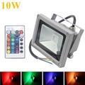Ultrafino LEVOU Luz de Inundação 10 W 20 w 30 w 50 w LED Holofote IP65 AC85V-265V RGB LEVOU Holofotes À Prova D' Água iluminação ao ar livre