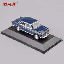 New 1 43 Scale Alloy Diecast Car Model Alfa Romeo FNM JK2000 1967 Blue Car