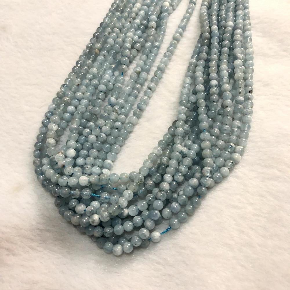 1strand natural aquamarine plain matt nugget sized 7 by 10mm