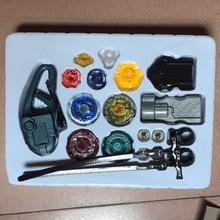 3 стиля Волчки Beyblade Металл Fusion 4D пусковая рукоятка комплект борьба мастер редкий Beyblade Классические игрушки детей игрушки подарки