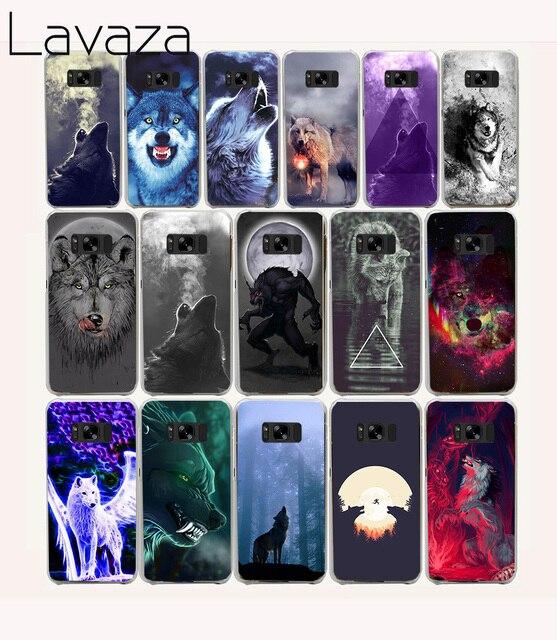 samsung s9 wolf case