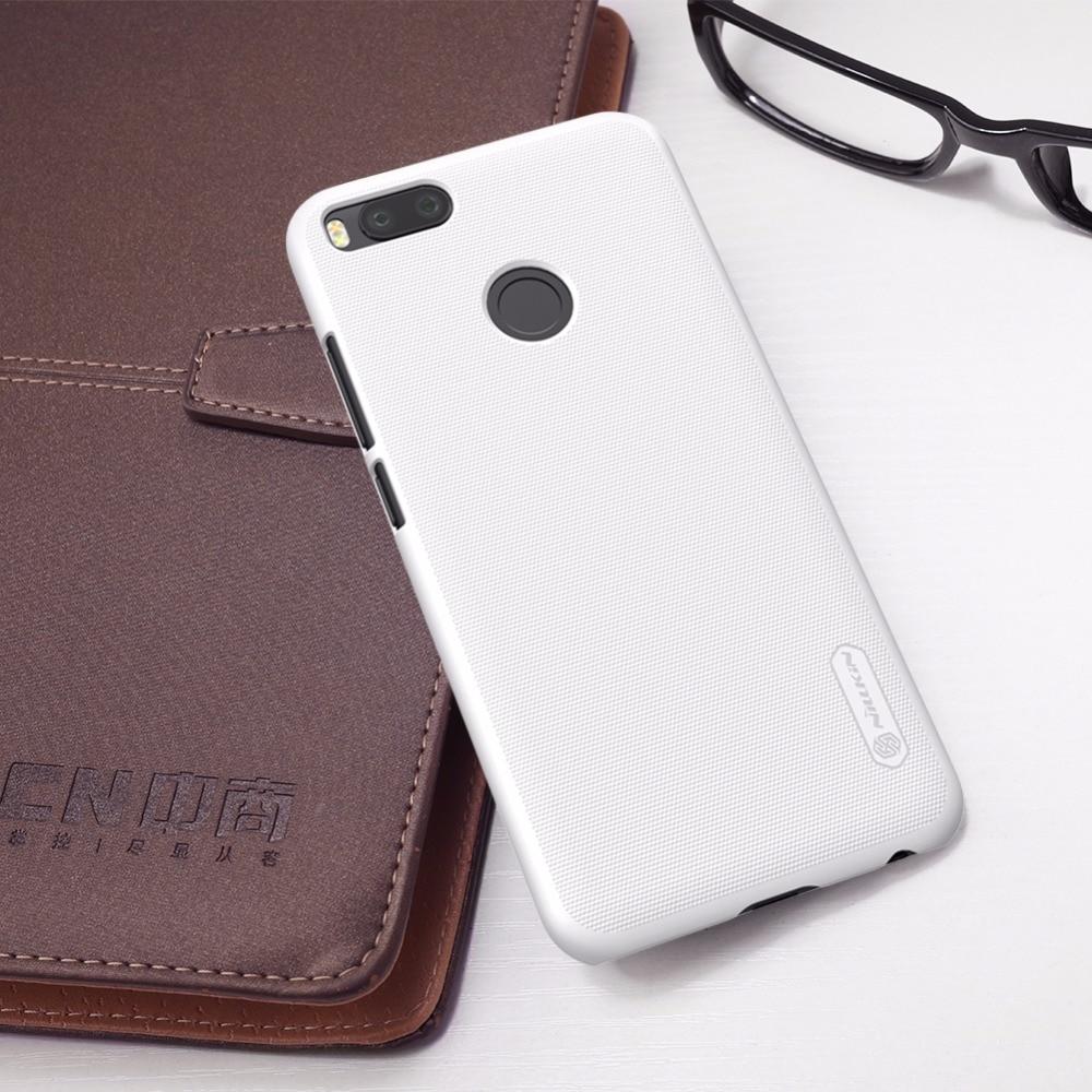 xiaomi mia1 Case բնօրինակը NILLKIN Super Frosted Shield Back - Բջջային հեռախոսի պարագաներ և պահեստամասեր - Լուսանկար 4