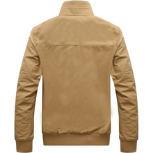 Casual Military Outdoor Cotton Jacket