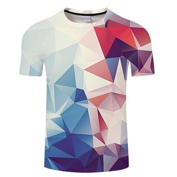 2eb6ee1d3 ZOOTOP BEAR tridimensional Fondo impreso 3D camisetas hombres mujeres  camisetas verano Casual manga corta Tops y camisetas 2018 Drop Ship