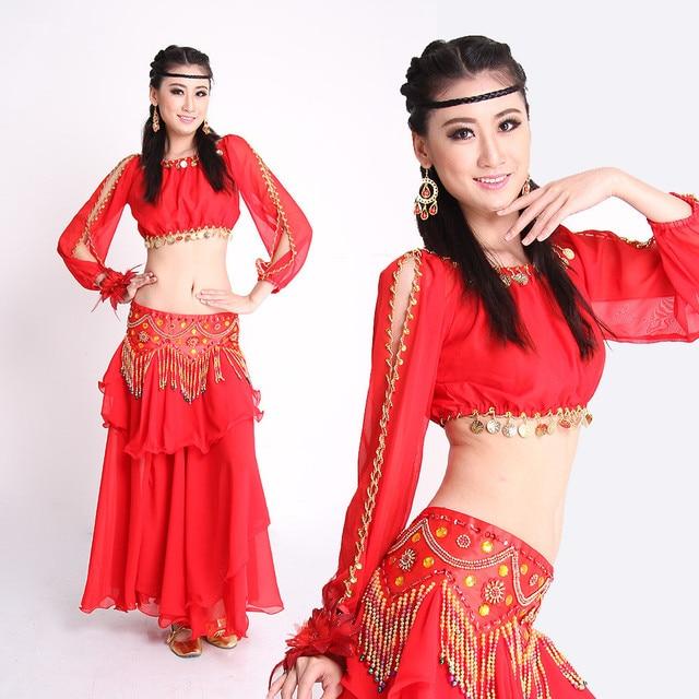 Indian dress long skirt