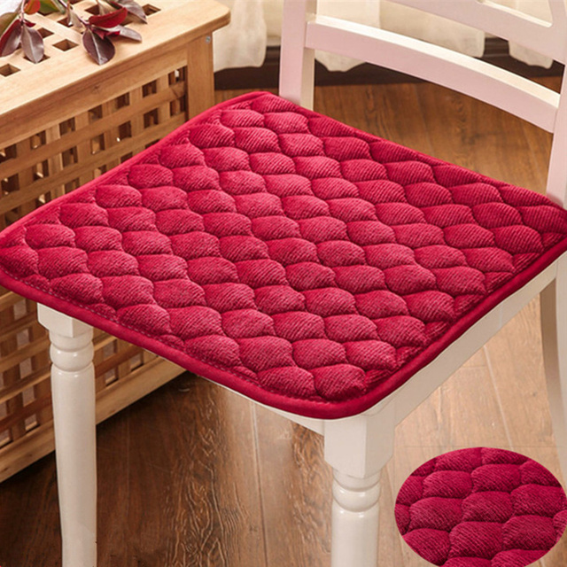 Modern Home Decor Chair Cushion Car Mat Office Home Outdoor Chair
