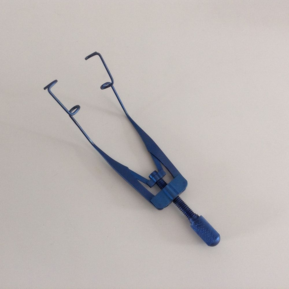 Titanium Lieberman Speculum  Ophthalmic Surgical Instrument Opener Eyelid Tools