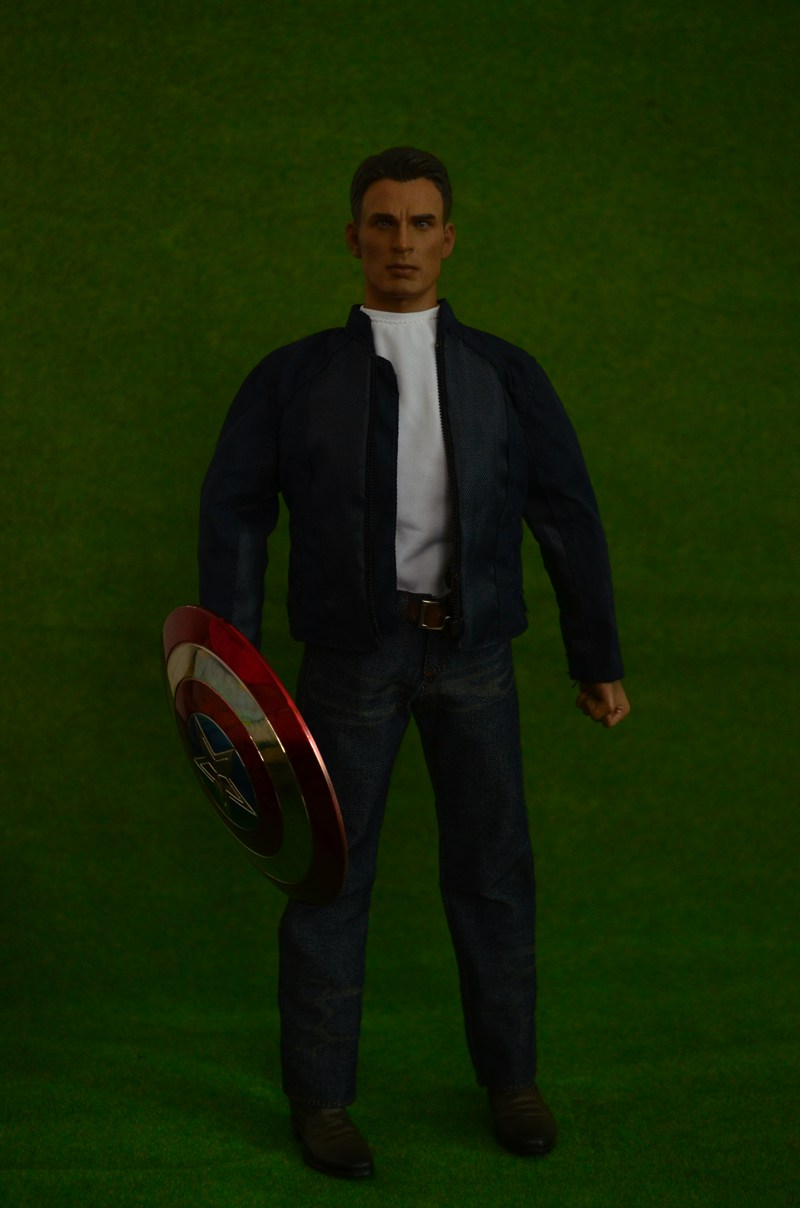 1/6 scale figure doll Captain America Steven 'Steve' Rogers.12 action figures doll.Collectible figure model toy gift,no box the avengers civil war captain america shield 1 1 1 1 cosplay captain america steve rogers abs model adult shield replica