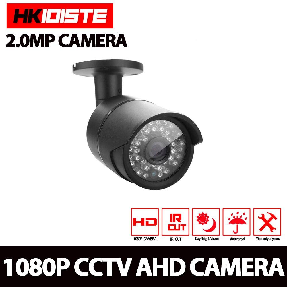 1/3'' sensor AHDH 1080P AHD Camera CCTV IR Cut Filter Camera AHD 1080P Indoor outdoor Security Cameras