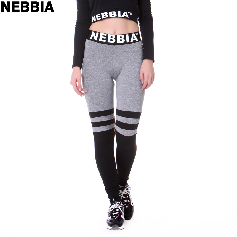 NEBBIA Super Stretchy Gym Tights Energy Seamless Tummy Control Yoga Pants High Waist Sport Leggings Purple