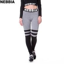 NEBBIA супер эластичные спортивные колготки энергии бесшовный корсет штаны для йоги Высокая Талия спортивные Леггинсы Фиолетовые женские леггинсы для бега