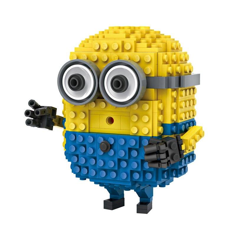 Diy mini building nano blocchi compatibile regali per bambini