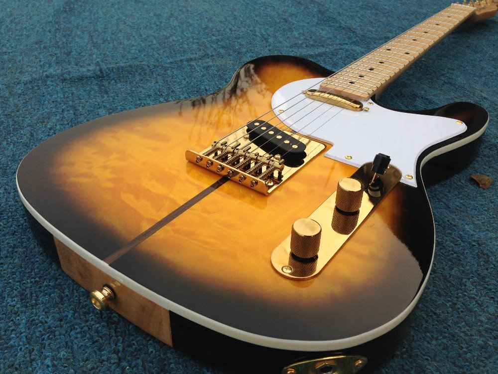 High quality Merle Haggard signature TL electric guitar Tuff Dog korean made tuning