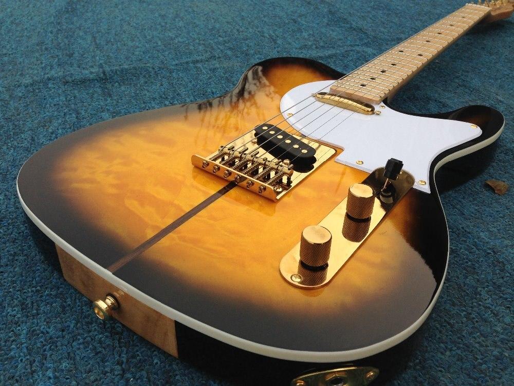 High quality Merle Haggard signature TL electric guitar Tuff Dog electric guitar korean made tuning