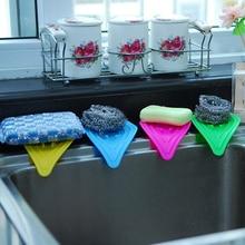 Творческий листье-образные противоскользящие мыло, мыльница творческий мыльница для ванной комнанты хранения Подставка для мыла столовая кухня инструменты