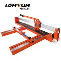 1200mm Manual Tile Cutter Ceramic Porcelain Floor Wall Cutting Machine Household Hand Tools Portablemanual Ceramic Tile Cutter