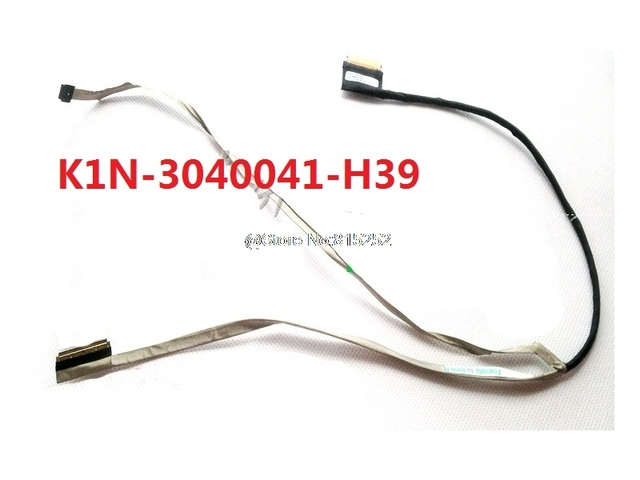 Laptop LCD LVDS Screen Cables For MSI MS 16L1 EDP K1N 3040041 H39 30PIN 40PIN 1080P4K / F630 High Score Upgrade New and Original