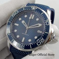 2019 nowej jałowej automatyczny zegarek męski zegarek wskazujący datę 41mm mężczyzna zegarek na rękę
