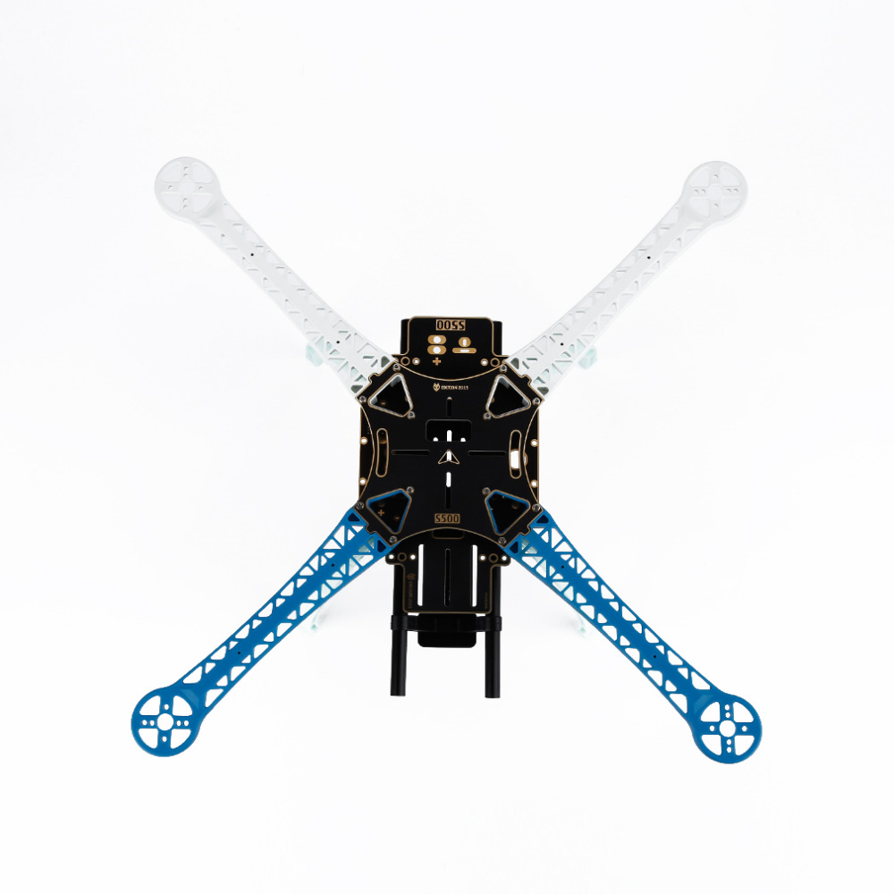 500mm PCB Board With Landing Gear For FPV Quad S500 PCB Quadcopter Multicopter Frame Kit Gopro Gimbal F450 RC Spare Parts fpv quadcopter x500 500 quadcopter frame 500mm