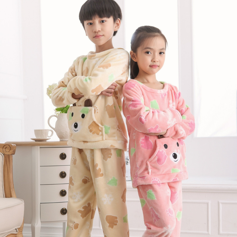 Online Get Cheap Fleece Girls Pajamas -Aliexpress.com | Alibaba Group