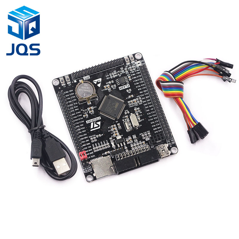 STM32F407VET6 development board Cortex-M4 STM32 minimum system learning board ARM core board stm32f103zet6 minimum system board dev board cortex m3 arm 7