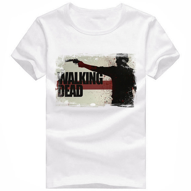 The Walking Dead Characters T-Shirt