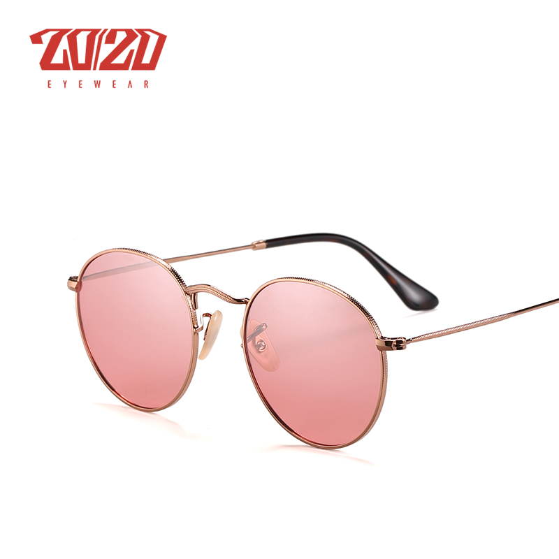 20/20 Brand New Unisex Sunglasses Men Polarized Lens Vintage Round Metal Eyewear Accessories Sun Glasses for Women 17018-1 13