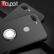 Silicone Case For Xiaomi Redmi Note 8T 6 Pro 7A Redmi K20 6A 8A Cases Cover Metal Ring Stand Case For Redmi Note 7 8 Pro K30 5G redmi 6a case etui xiaomi redmi 6 6a 7 7a kawaii silicone cover case for funda xiaomi redmi k20 xiomi f1 phone case stand holder