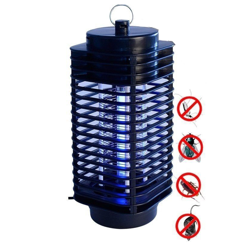 Image 5 - Electric Mosquito Insect Killer Lamp Led Photocatalyst Fly Trap Bug Insect Killer Trap Lamp Anti Mosquito Repellent EU US Plug-in Repellents from Home & Garden