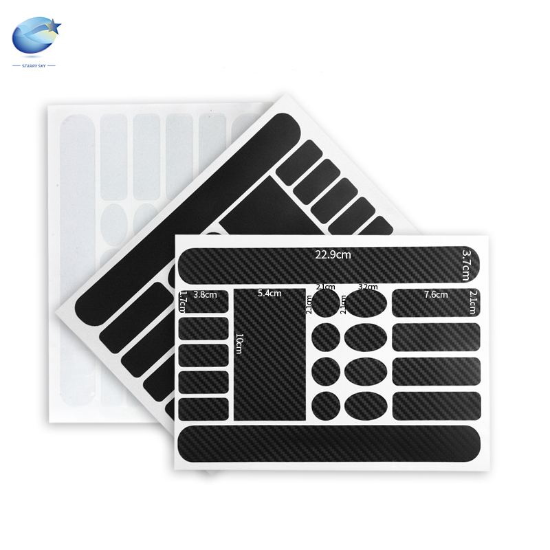 Protective Bike Chainstay Frame Scratch Protector Bicycle Sticker Paster 0.18mm