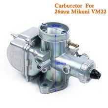 ID 26mm Carburetor Carb For Mikuni VM22 125cc 140cc Dirt Pit Bike XR50 CRF70 Hot