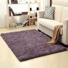 13 color Living room bedroom Wool Rug Antiskid soft 160cm 200cm carpet carpet mat pink purpule