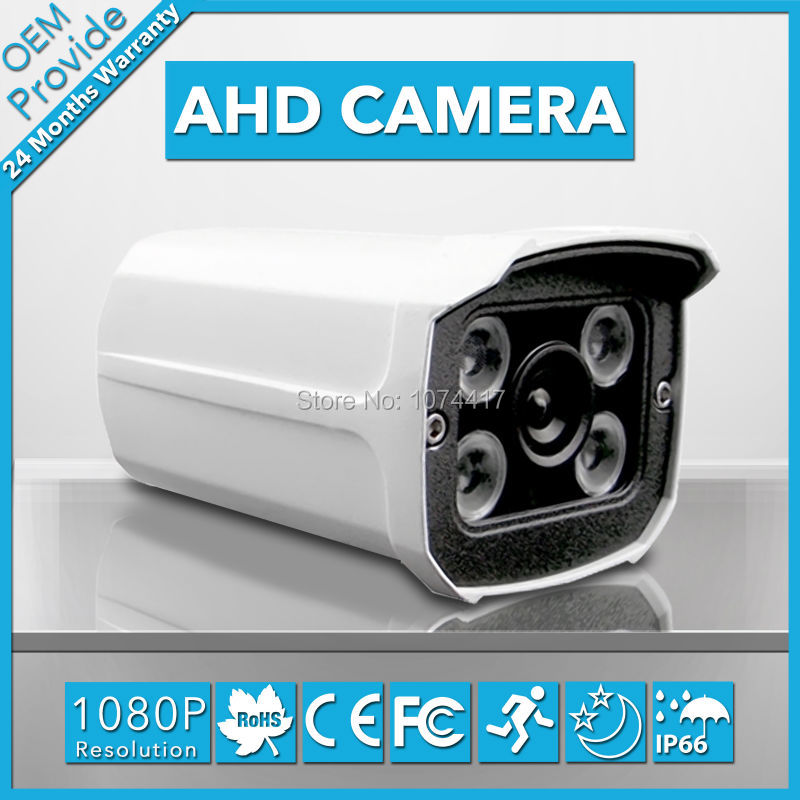 AHD4200LV-T With Bracket Waterproof Good Night Vision Security System 2.0 MP CMOS CCTV 1080P  IR Cut Filter AHD Camera compatible bare bulb lv lp06 4642a001 for canon lv 7525 lv 7525e lv 7535 lv 7535u projector lamp bulb without housing