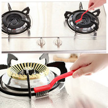 Gas Stove Cleaning Brush Kitchen Tools Long Handle Small