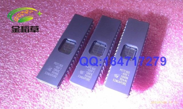 Free Shipping 10pcs/lots M27C160-100F1 M27C160  DIP-42 New Original IC In Stock  EPROM IC NEW