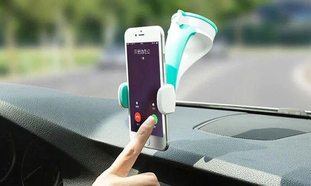 Rotary Dashboard Window Suction Mobile Phone Car Holder For Apple iPhone 7,Meizu Blue Charm Metal,Blue Charm Note3,Pro 6s