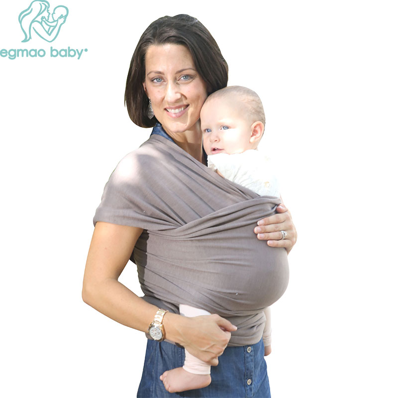 Adjustable Baby Wrap Rope Infant Newborn Cotton Baby Carrier Sling